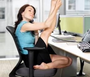 Гимнастика для тех, кто зависает у компьютера