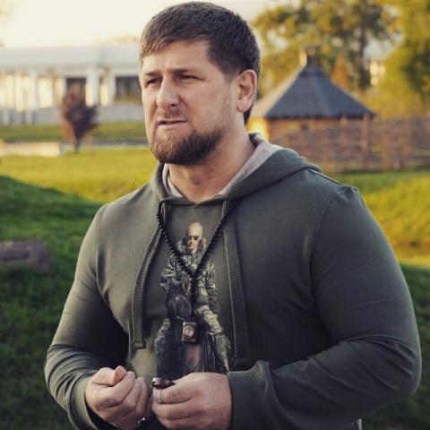 """Кадыров:""""Чечня - это щит России""""."""