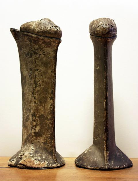 Обувь средневековых дам