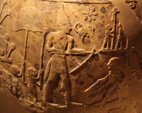 Царь Скорпион, Сет и загадочное «Око Сахары»