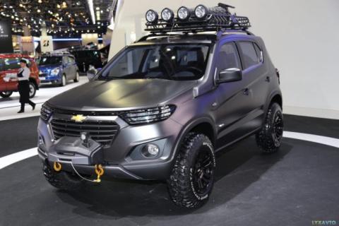 Chevrolet Niva 2: возвращени…