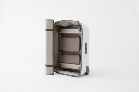 Новая жизнь с новым чемоданом