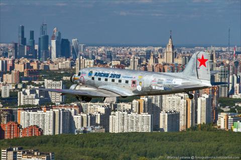 Легенды сели в Москве!