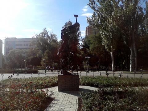 Донецк - осенняя сказка и реальная боль