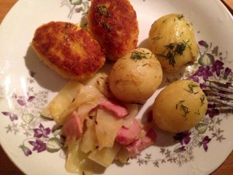 Рецепт из Эстонии