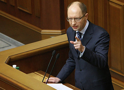 Яценюк назвал повышение пенсий и зарплат на Украине невозможным