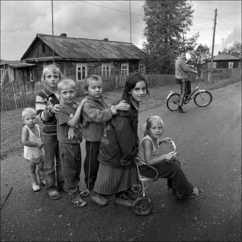 «Послушай, сынок. Русские воспитывают своих детей именно так, и я буду тебя воспитывать так.... »