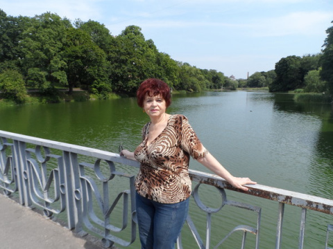 Лариса Малинская