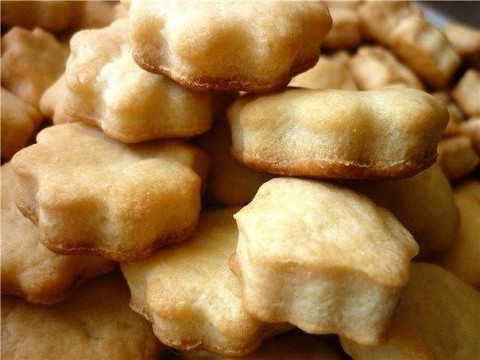 Печенье из плавленных сырков…