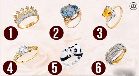 Выберите кольцо, которое Вам…