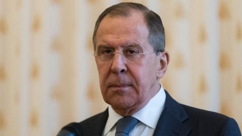 Лавров призвал к конструктивному диалогу  по размещению миротворцев в Донбассе