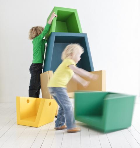 Детское кресло растет вместе с ребенком