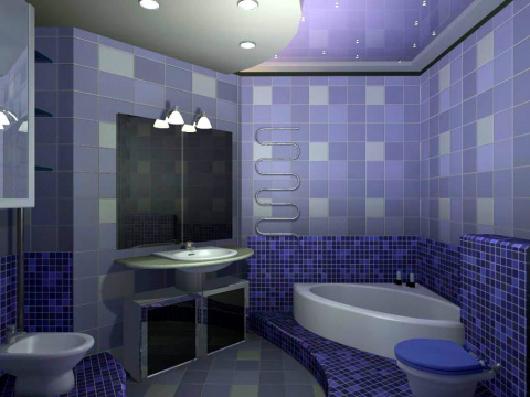 Как правильно положить керамическую плитку в ванной комнате? Фотосовет