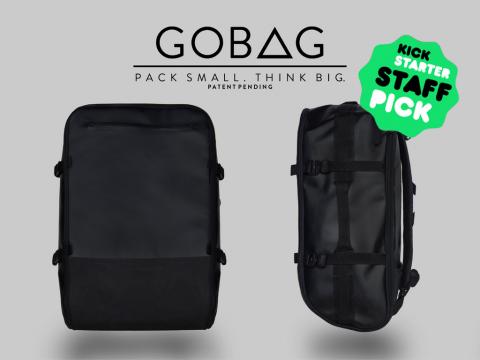 Рюкзак GOBAG - убийца пространства