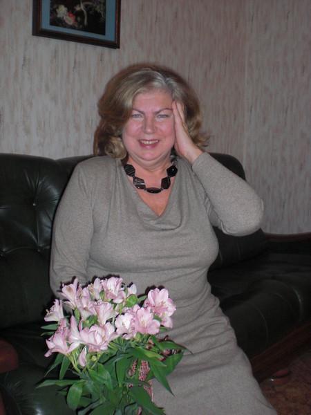 Luba Bondarenko (личноефото)