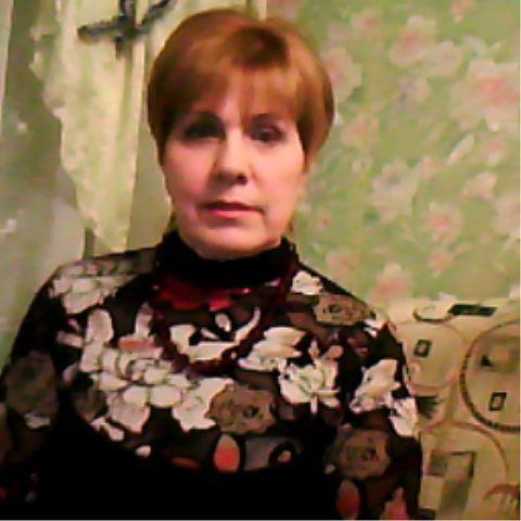 Людмила Кувшинская