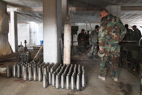 Минобороны РФ ответило на заявление США о химоружии в Сирии