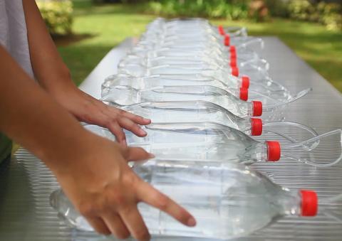 Loop - переносное устройство для очистки воды