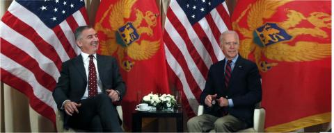 Черногорию втащили в НАТО. Т…