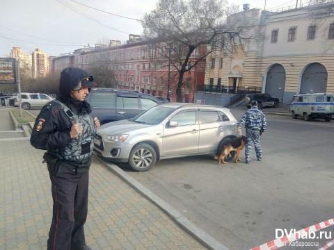Теракт в Хабаровске