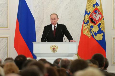 О чем молчал Путин