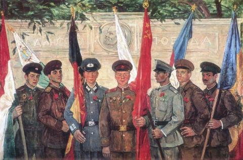 Борис Юлин - Варшавский договор