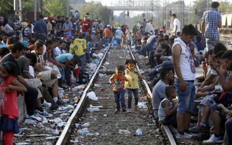 «Единство» ЕС и ящик Пандоры на Ближнем Востоке. Создатели и выгодополучатели миграционного кризиса