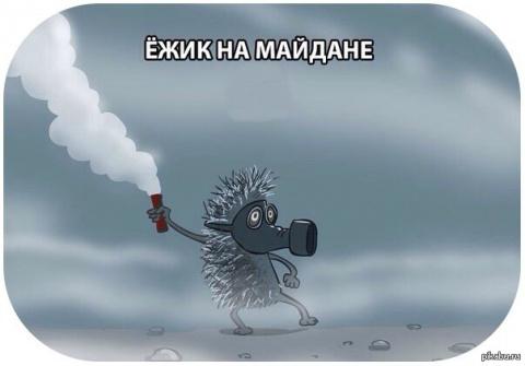 Донецк – 3-тысячный безвизовый евро-режим и приключение ВСУ-ежиков в тумане
