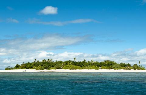 Пермячка вместо дома за городом купила остров в Тихом океане
