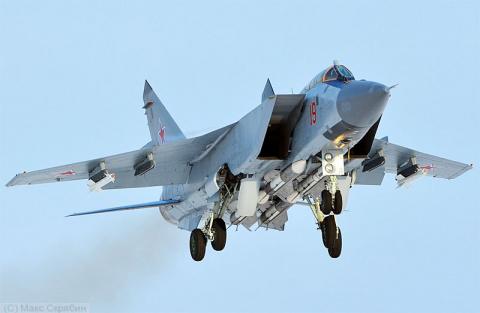 Как российские ВВС сливают американскую ПРО.