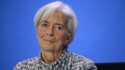 Глава МВФ: Коррекция цен на …
