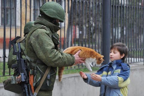 Исследование западных социологов подтвердило результаты референдума в Крыму