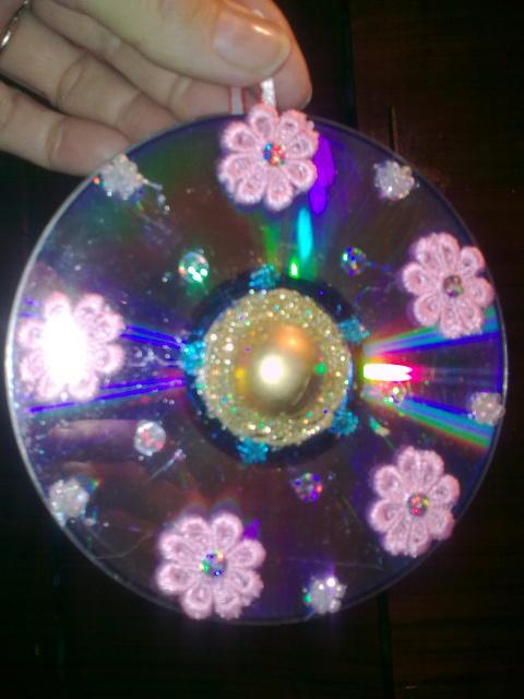 старые диски в подарок