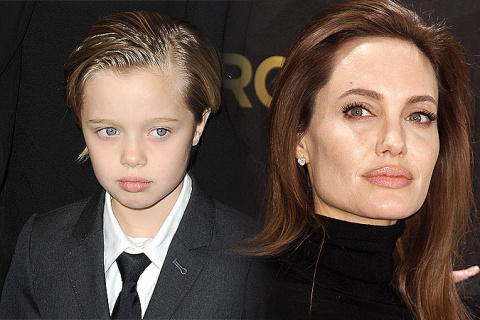 Дочь Джоли-Питт хочет сменить пол, и ее родители не против