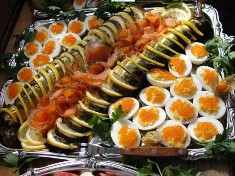 СКОРО НОВЫЙ ГОД! Подборка закусок из РЫБЫ и МОРЕПРОДУКТОВ