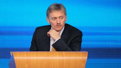 Песков: Кремль ничего не зна…