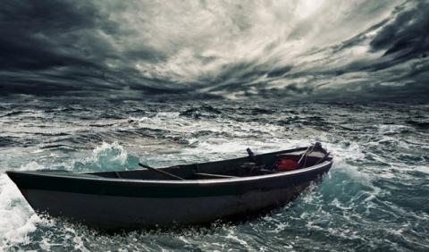 Хосе Альваренга: год в океан…