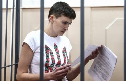 Суд над Савченко. Лед тронул…
