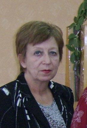 Галина Малыхина (Буковская)