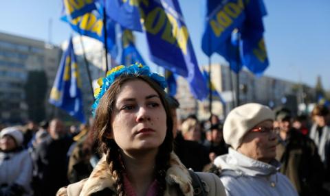 Украинцы уже не считают росс…