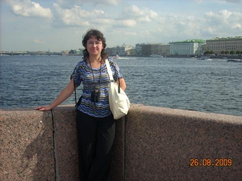 Гюзель Салимова