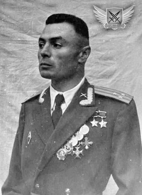 Василий Петров – единственны…