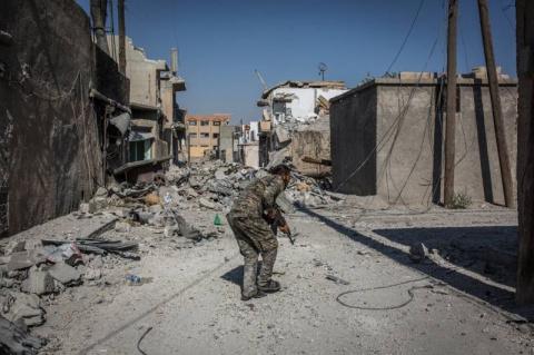 Белый дом: Дамаск препятство…