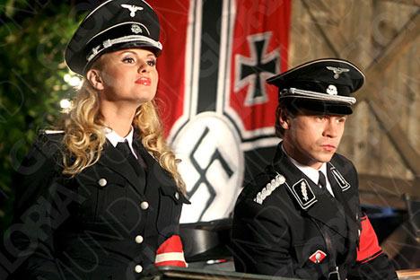 «Если б немцы победили…» Выпускное сочинение.