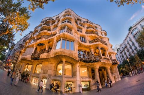 Топ 10: главные достопримечательности Барселоны