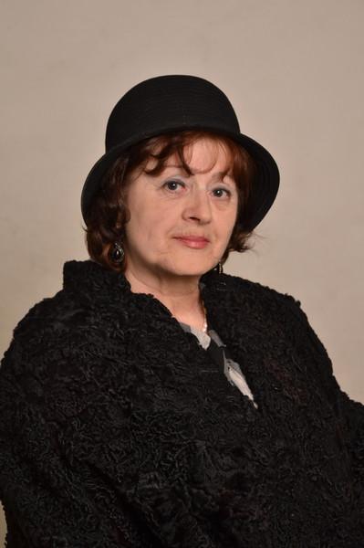 Ольга Бочарникова