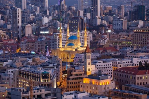 Ливан: фотографии Макса Миллигана
