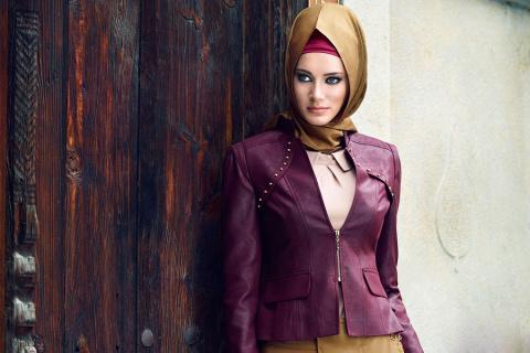 Хиджаб — это красиво!