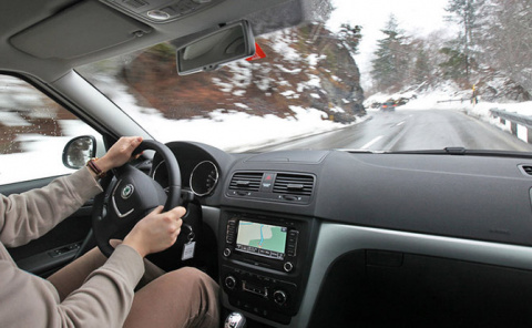 Оновные правила безопасности и 3 смертельные ошибки зимнего вождения!