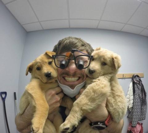 Стоматолог из Аляски и его м…